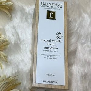 Eminence Tropical Vanilla Body Sunscreen